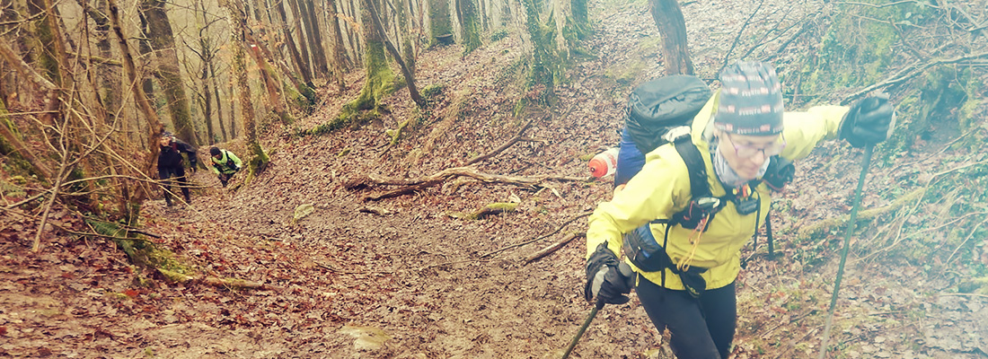My angle on the most brutal trail ultra in Belgium - Legends Trails 2016